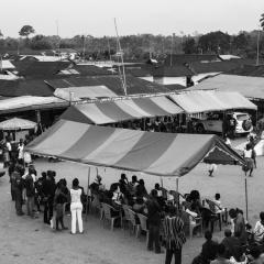 Ghanaian funeral
