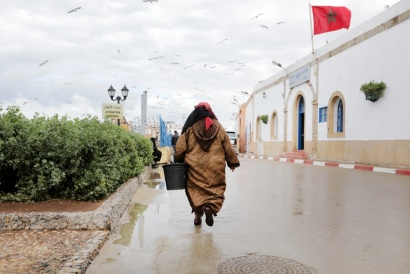 Essaouira Marocco 2017