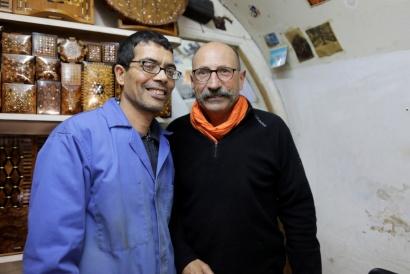 Crafstmen, Essaouira Marocco 2017