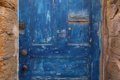 Blue Door, Essaouira Marocco 2017