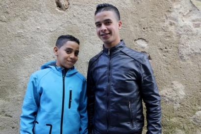 Guys from, Essaouira Marocco 2017
