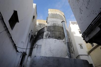 Barrio, Portuguese, Tanger Marocco 2017