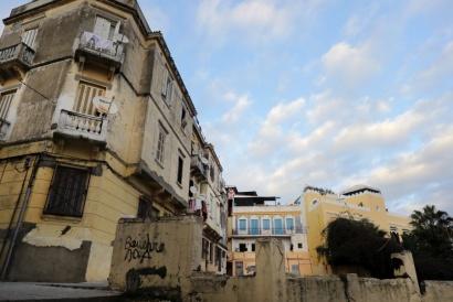 Barrio Espanol, Tanger Marocco 2017