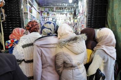 Souk Marrakech, Marocco 2017