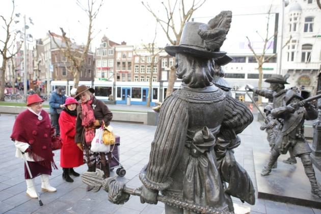 Amsterdam Olanda 2012