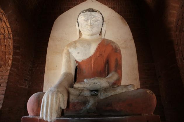 Valley of the Temples of Bagan Myanmar (Burma) 2015
