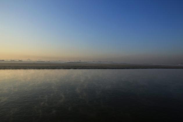 Irrawaddy River/ Mandalay, Myanmar (Burma) 2015