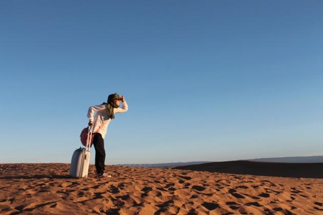 Sahara Desert, Marocco 2013