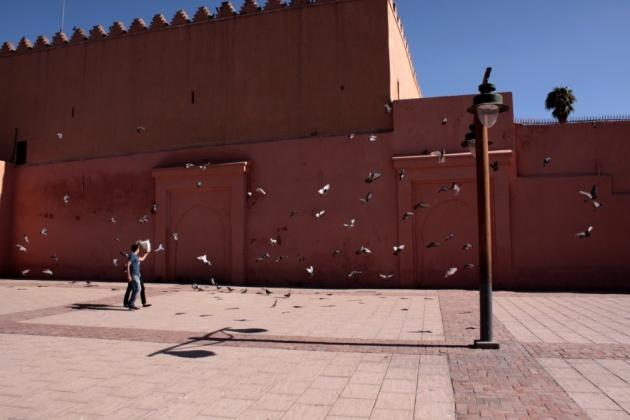 Marrakech, Marocco 2013