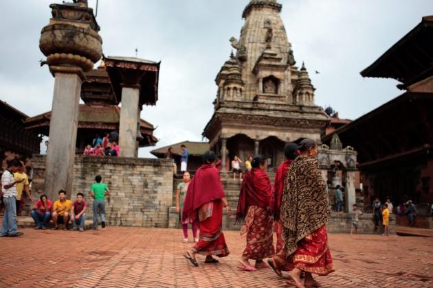 Bhaktapur Durbar Square Nepal 2014