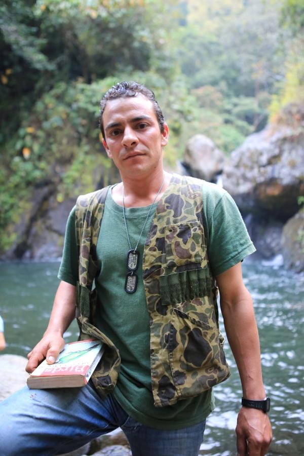 NELSON Armonia Ambiental (Hospital tourism) Providencia, Dota 1.710m Forest Reserve, Los Santos, Costa Rica 2016