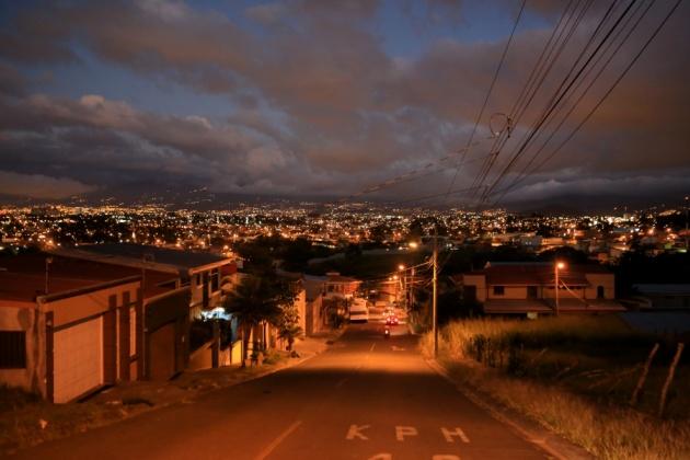 San José, Costa Rica 2016