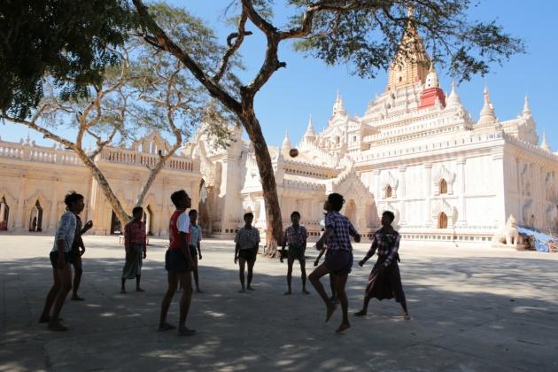 Bagan Myanmar (Burma) 2015