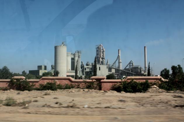 Road to Essaouira , Marocco 2013