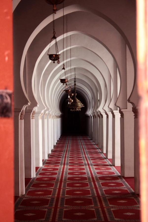 Moschea Marrakech Marocco 2013