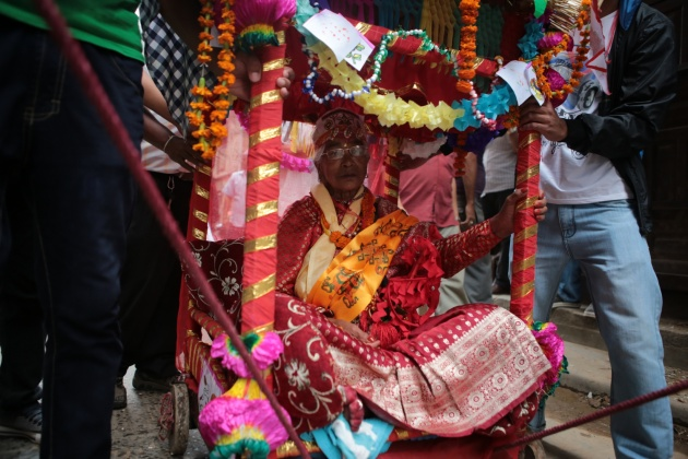 Patan Nepal 2014 Ceremony