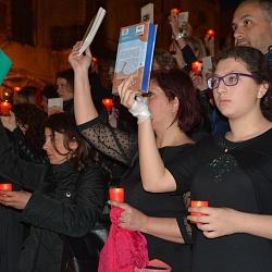 insegnanti contro la riforma Renzi 2015
