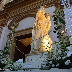 festa della Santa Patrona di Castellammare del Golfo (TP) Madonna del Soccorso