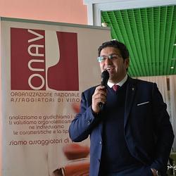 Giornata nazionale dell'assaggiatore di vino a Palermo organizzata dall'ONAV