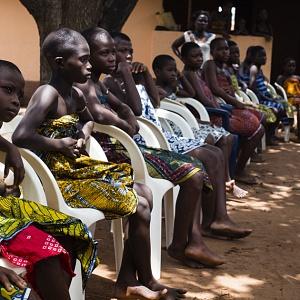 Dipo festival - Ghana