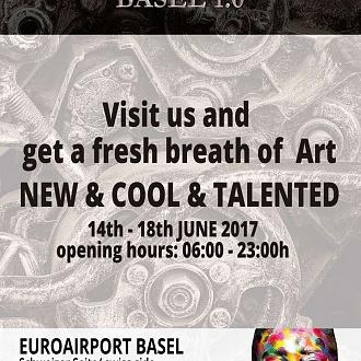 The Art Box. Project Basel 1.0