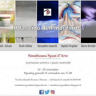 Simultanea Spazi d'Arte 2017 Firenze