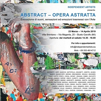 INDIPENDENTARTISTS - ABSTRACT OPERA ASTRATTA