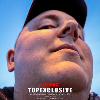 Iconic Artist Magazine TOP EXCLUSIVE