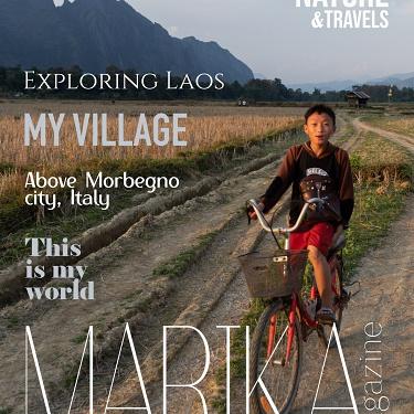 Marika Magazine Travell / Nature