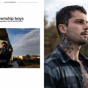 Art of Portrait Magazine