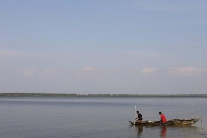 Tonle Sap lake, Cambodia 2018