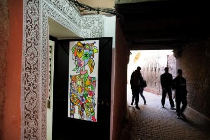 Marrakech, Marocco 2017