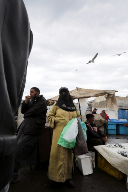 Fish Market, Essaouira Marocco 2017