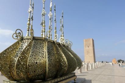 Mausoleum of Mohammed V, Rabat Marocco  2017