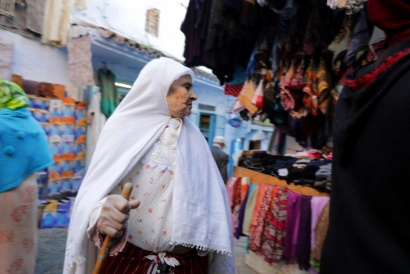 Chefchaouen, Marocco 2017