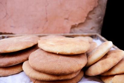 Bread, Marrakech Marocco 2017