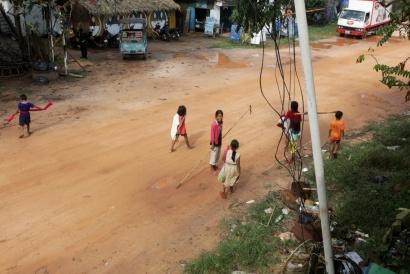 Sihanoukville, Cambodia 2018