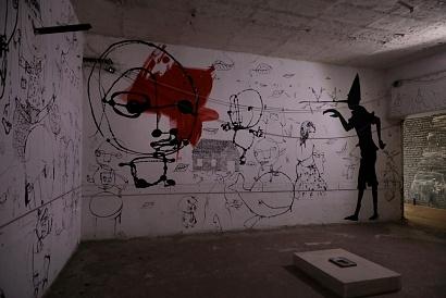 """MAAM Museo """"dell'Altro e dell'Altrove"""" di Metropoliz città meticcia, Roma 2017"""