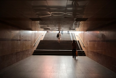 Sofia Bulgaria  Central Station 2017