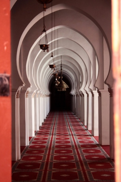 Mosque, Marrakech Marocco 2013
