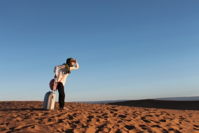 Sahara, Marocco 2013