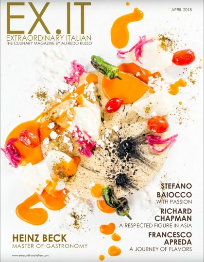 EX.IT Extraordinary Italian The culinary Magazine April 2018