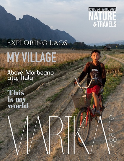Marika Magazine Travels / Nature April 2020