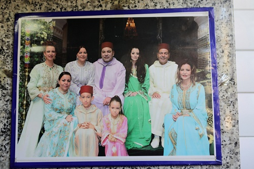 Royal Family, Tangeri Marocco 2017