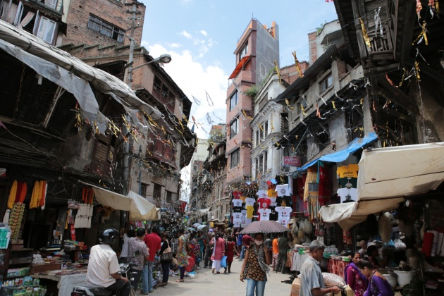 kathmandu Nepal 2014