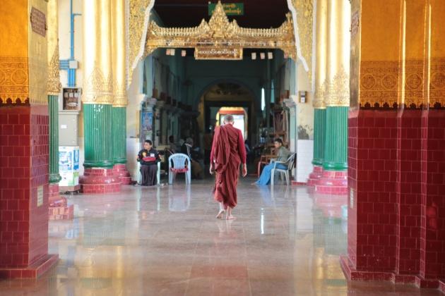 Myanmar, Mandalay 2015