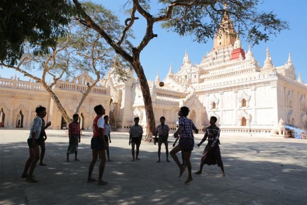 Bagan Myanmar 2015