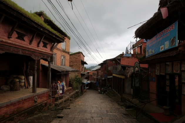 Little Temple out of Bhaktapur 2014
