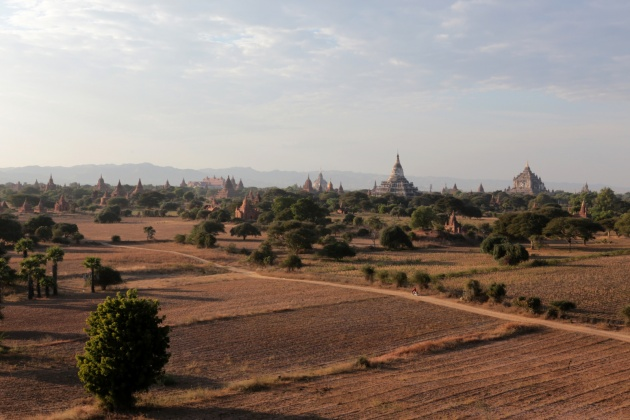Valley of Temples, Bagan Myanmar 2015