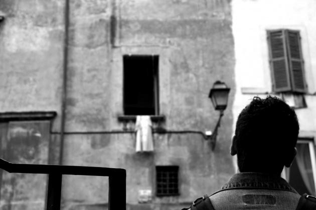 Roma, (Quartiere Trastevere) Italy 2011